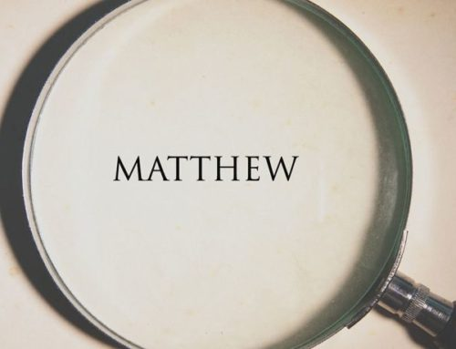 Who do you say I am? Jesus through the eyes of the Gospel of Matthew by Rudolph Boshoff