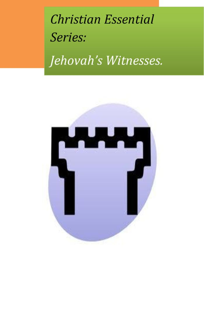 thumbnail of Christian-Essential-Jehovahs-Witnesses-Dr-M-Licona